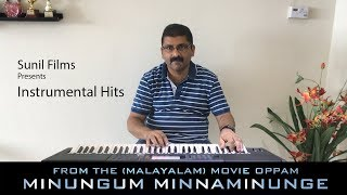 Minungum Minnaminunge | Oppam | Instrumental