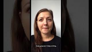 #MeToo fortælling genfortalt af Laura Bro
