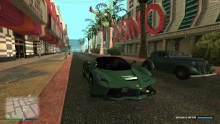 GTA San Andreas Neptunia Part 28 - Setting Up the Score Part 1