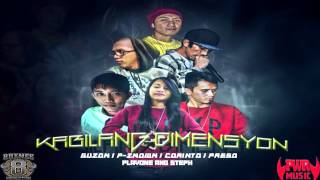 Repeat youtube video 8RHYMES - KD (Kabilang Dimensyon) Guzon, Pznown, CorintoD, Preso, Play One & Steph