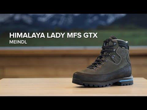 Meindl : Himalaya Lady MFS GTX - Chaussure de randonnée - Snowleader.com