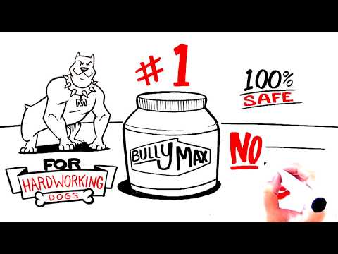 Bully Max (Muscle Building Dog Supplement)