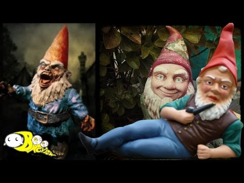 6 Strange Gnomes Caught on Tape Reviewed