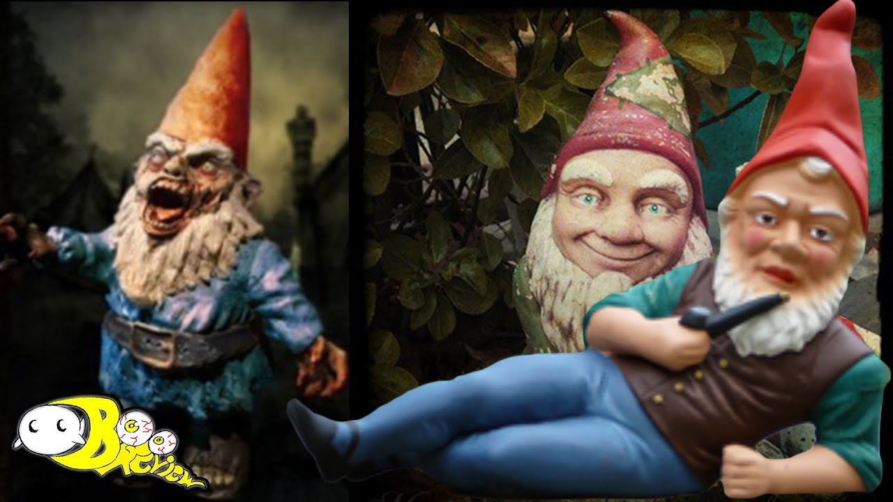 Real Gnomes Caught On Tape