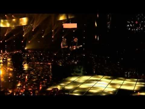 Christina Grimmie and Ed Sheeran -