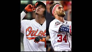 Machado To Yankees,Harper To Philadelphia