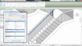 04-Railing Enhancements - Defining Rail Transitions, Terminations, and Supports