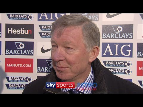 Sir Alex Ferguson On Cristiano Ronaldo's Free-kick Ability
