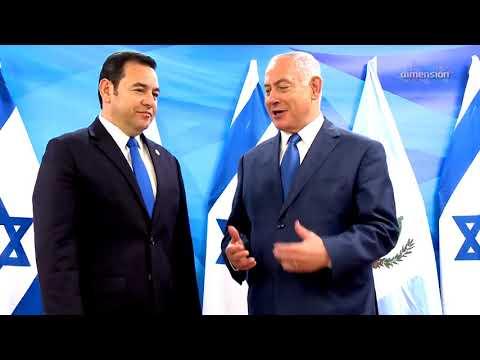 Corto Dimensión: Embajada De Guatemala En Israel Y Política Exterior