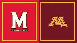 First Half Highlights: Minnesota At Maryland   Big Ten Football