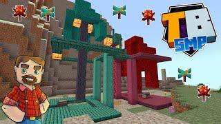 Fungus Farm! - Truly Bedrock SMP Season 2! - Episode 12