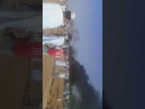 Sudan demonstrations: Burning of buildings by angry protesters