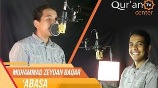 Gambar cover Murottal Qur'an || Muhammad Zeydan || 'Abasa