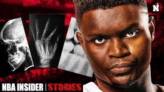 Download The Scary Truth About Zion Williamson | UNTOLD Mp3 and Videos