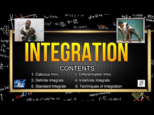 Integration For Schools, Jamb & Waec (Calculus)