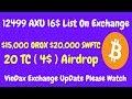 12499 AXU ~16$ Big UpDate AXU Lisit On Exchange | Reserved 20 TC (~4$) | BestEarningTips