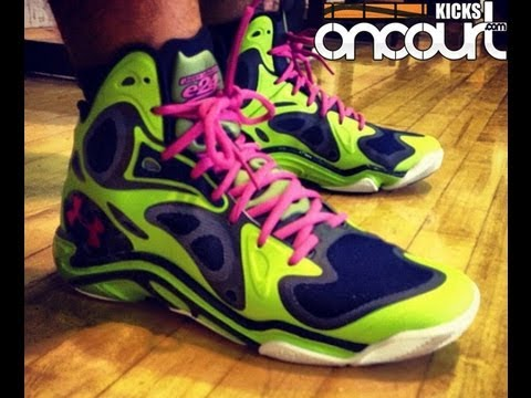 Under Armour Anatomix Spawn Performance Review