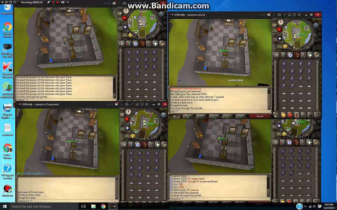 f2p runecrafting 30k+ xp/hour (can be done from level 1)
