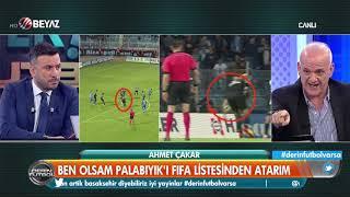 (..) Derin Futbol 15 Nisan 2019 Kısım 6/6 - Beyaz TV