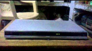 DVD Player problem in tray