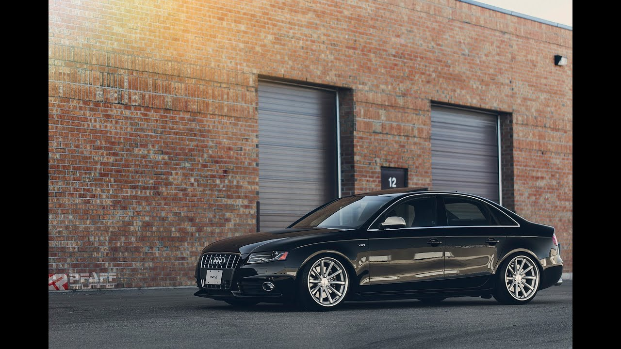 Pfaff Tuned Audi S4 Youtube