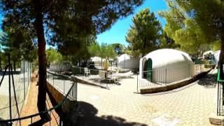 Sistemazioni - Camping Rais Gerbi a Finale di Pollina - Palermo,  Sicilia - Video 360