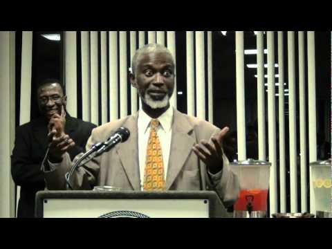 Howard University, African Studies, Dr. Nyang Colloquium - Dr. Nyang speaks