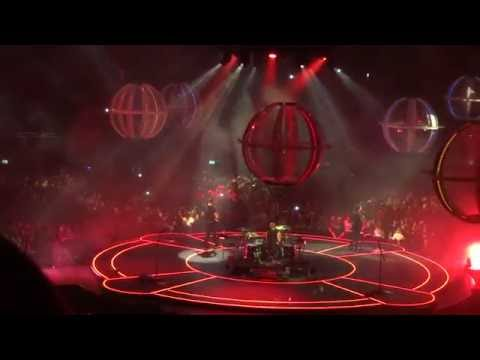 Muse Supermassive Blackhole live Ziggo Dome