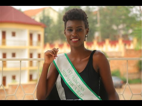 MISS AFRICA 2017: HOW MUTHONI FIONA EMERGED 1st PRINCESS