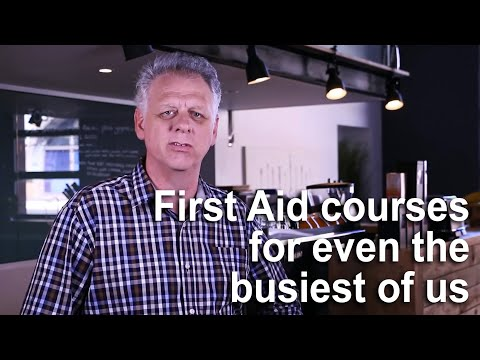 Business owner recommends Australia Wide First Aid