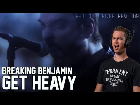 Breaking Benjamin - Red Cold River REACTION //Aussie Rock Bass Player Reacts
