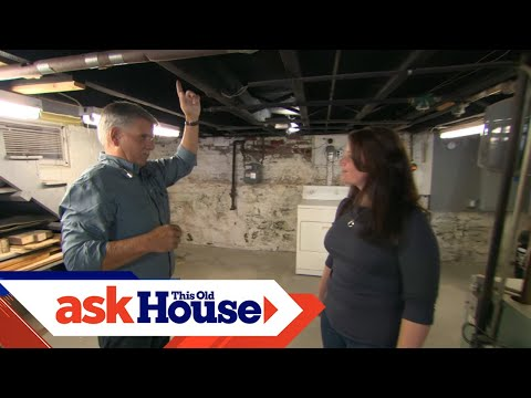 How To Repair A Cracked Floor Joist Youtube
