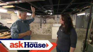 How to Repair a Cracked Floor Joist