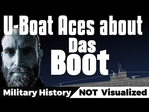 U-Boat Aces about Das Boot #dasboot #ww2