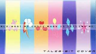 [8-bit] My Little Pony - What my cutie mark is telling Me (TaLZ Cover)