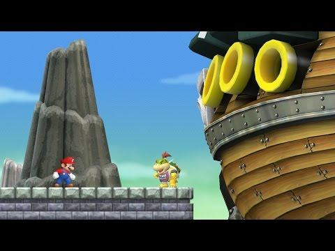 New Super Mario Bros. Wii - World 6 (Complete)