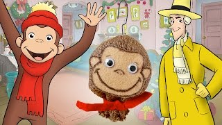 Curious George Inspired Sock Monkey Craft | Crafts For Kids W/ Crafty Carol | Cool School