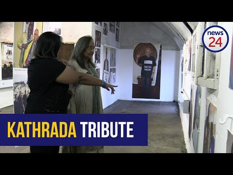 Kathrada exhibition: 'Fitting tribute to a remarkable human being'