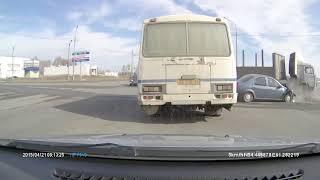 Страшные ДТП Жесть на дороге Лоб в лоб  Сar crash compilation
