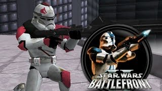 Star Wars Battlefront II Mods (PC) HD: Coruscant: Droid Invasion