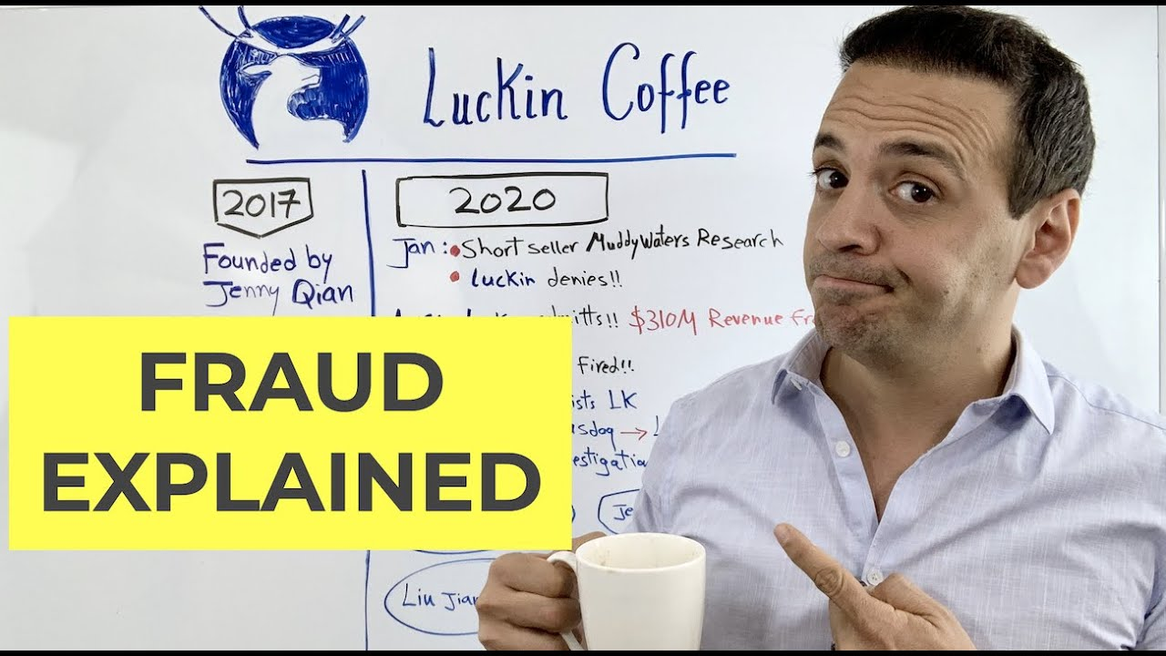 Luckin Coffee Fraud Explained! What ACTUALLY Happened ...