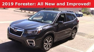 2019 Subaru Forester: 400 Mile Test Drive