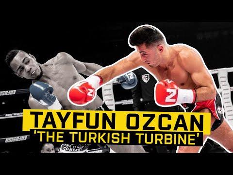 Tayfun Özcan | Champion du monde | Série de combat