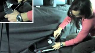 Installing The Car Bench Seat Upholstery Protector From One Step Ahead
