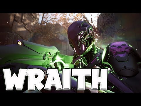 Paragon : Play Maker Wraith | Full Match Gameplay