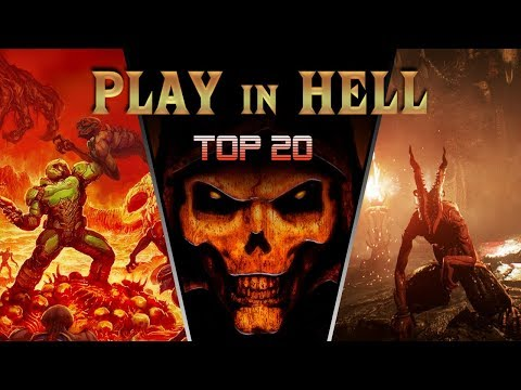 Top 20 Portrayals of Hell in Video Games