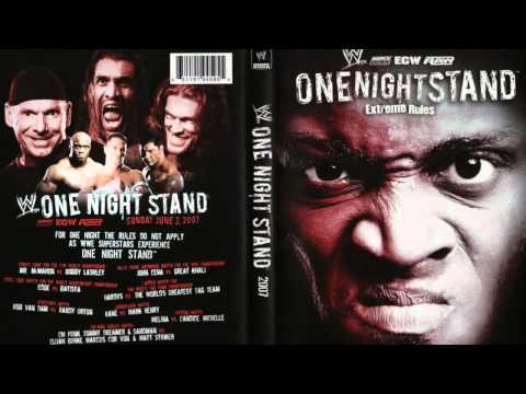WWE One Night Stand 2007 Theme Song Full+HD