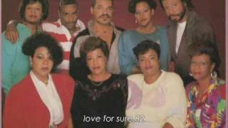 Walter Hawkins & The Hawkins Family- Special Gift