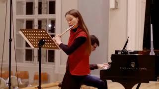 Antonín Dvořák - Rondo g minor op. 94 - FLUTE - Duo du Rêve