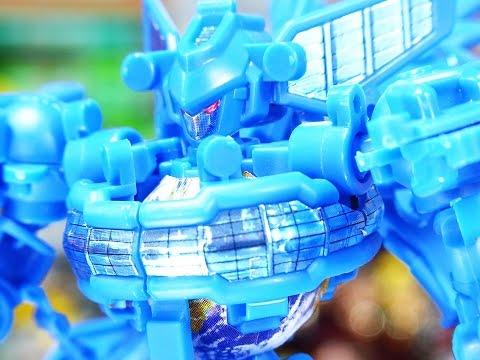 よみがえる超次元変形フレームロボ FRAME ROBO